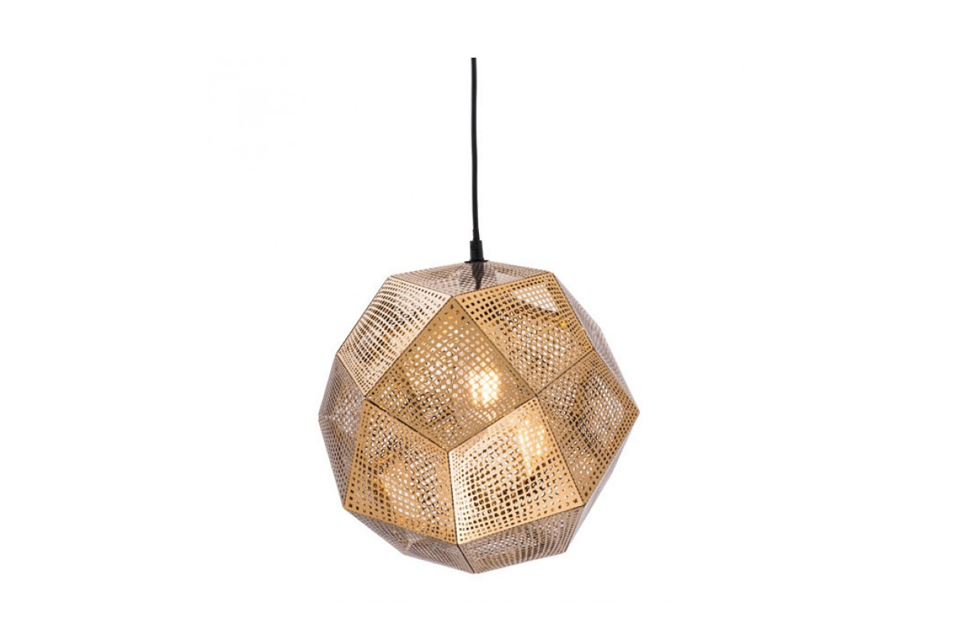 Bald ceiling lamp
