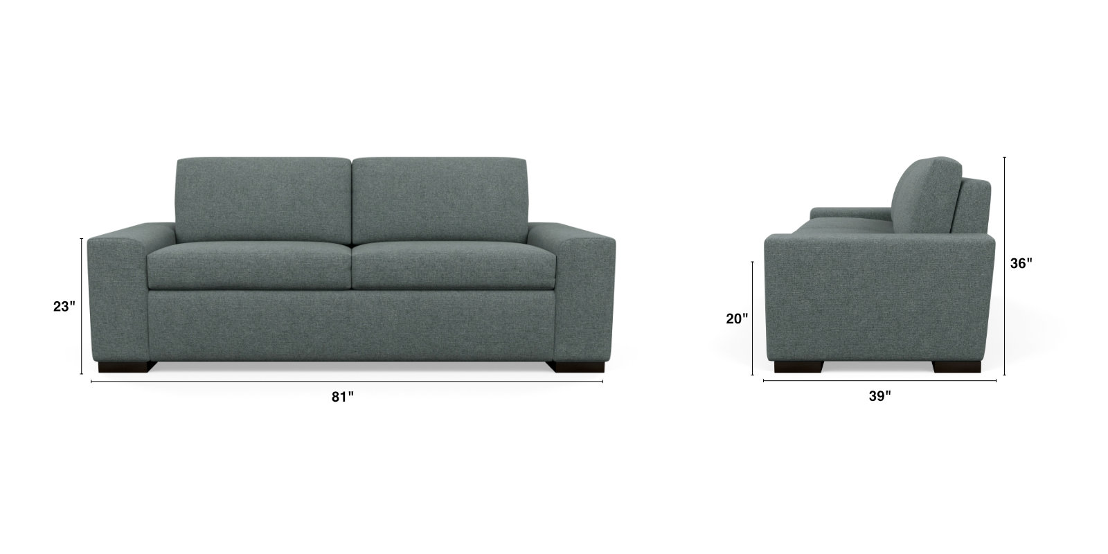 Olson Sofa Sleeper Dimensions