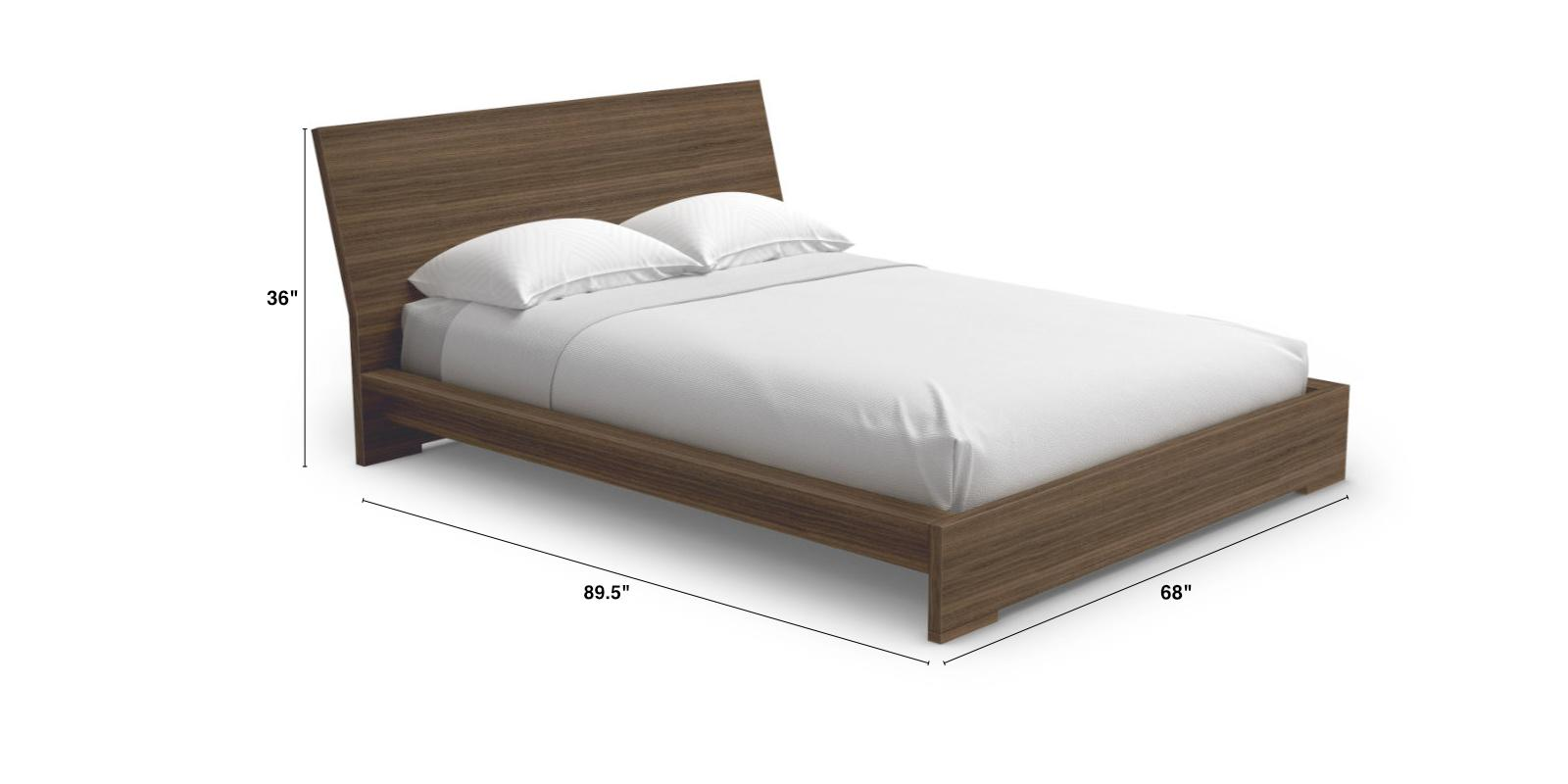 Sonoma Queen Bed Dimensions
