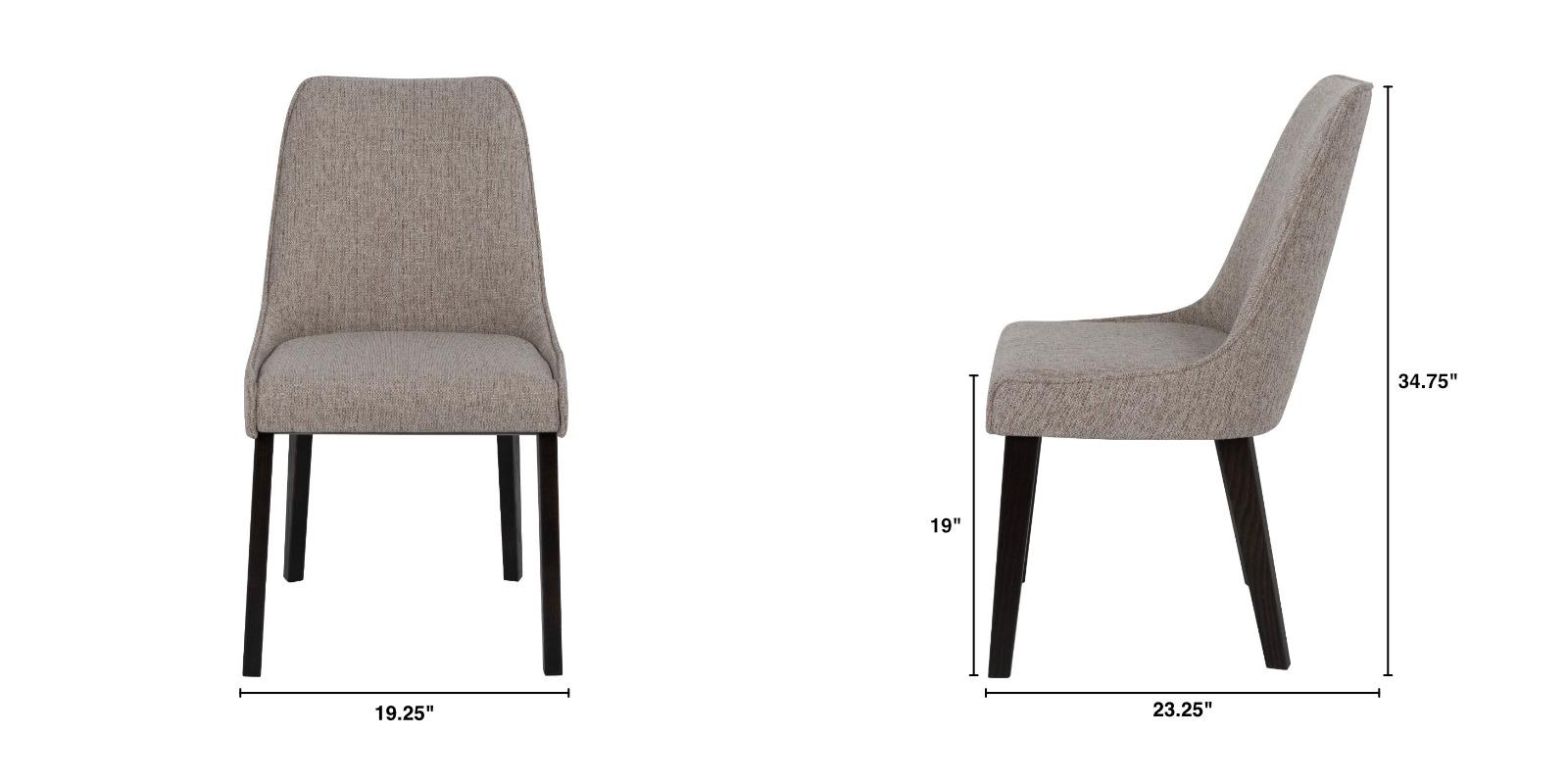 Olivia Dining Chair Dimensions
