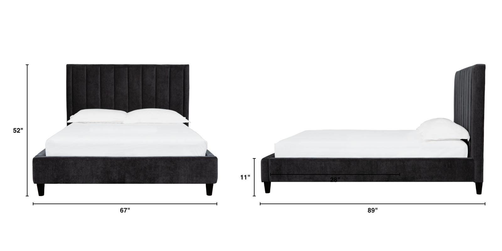 Thia Queen Bed Dimensions
