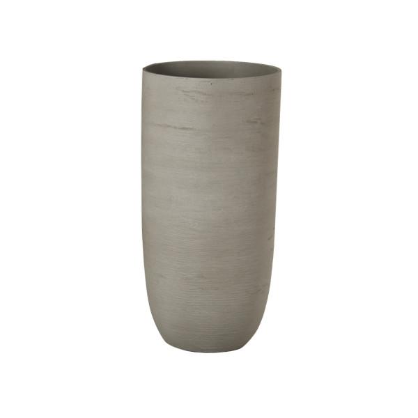 Round U Sand Pot - Small Taupe