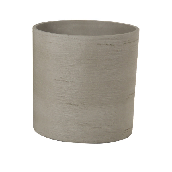 Cylinder Sand Pot - Medium Taupe
