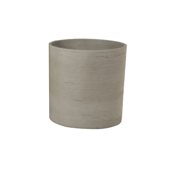 Cylinder Sand Pot - Small Taupe