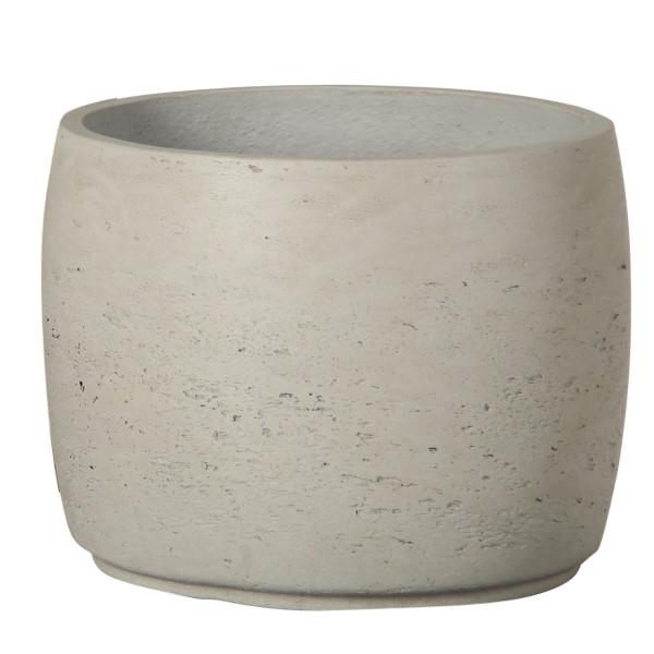 Rotund Cement Pot - Large
