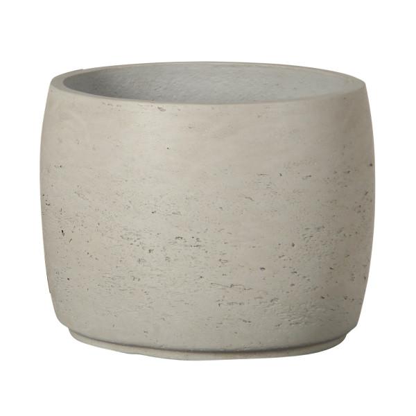 Rotund Cement Pot - Medium