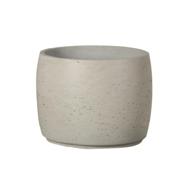 Rotund Cement Pot - Small