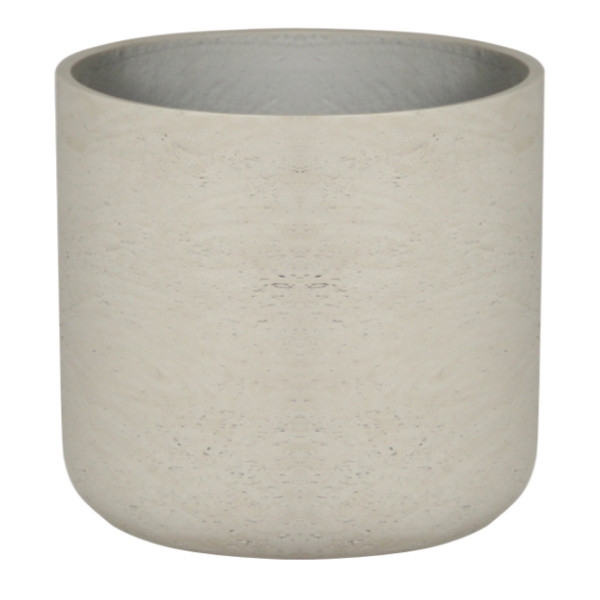 Round U Cement Pot - Extra Large