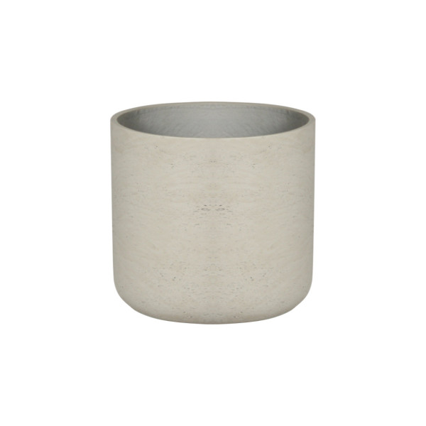 Round U Cement Pot - Extra Small