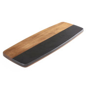 Sienna Acacia Cheese Board - Black