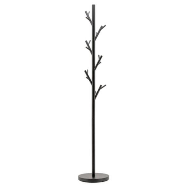 Branch Standing Coat Rack - Black