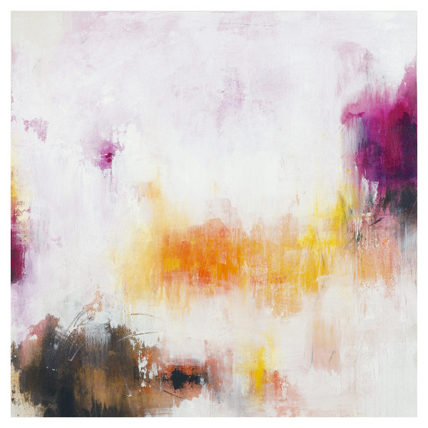 Moving Gently - 54x54 Gold