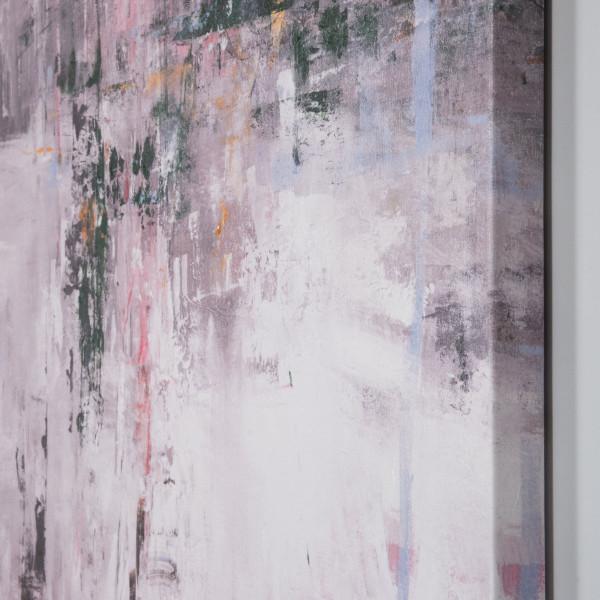 Spun Fabrics wall art