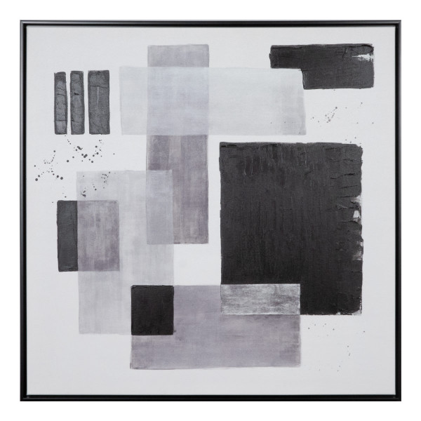 Stripped of Graphite wall art