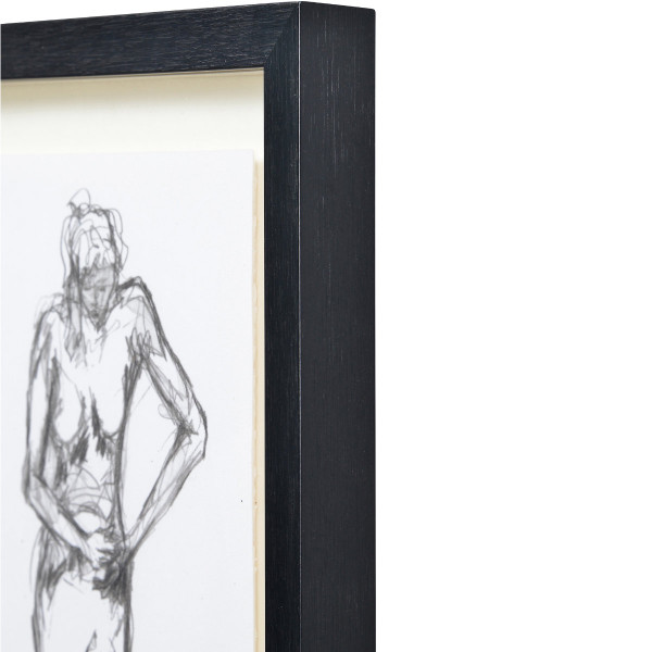 Sketch Wall Art set of 4