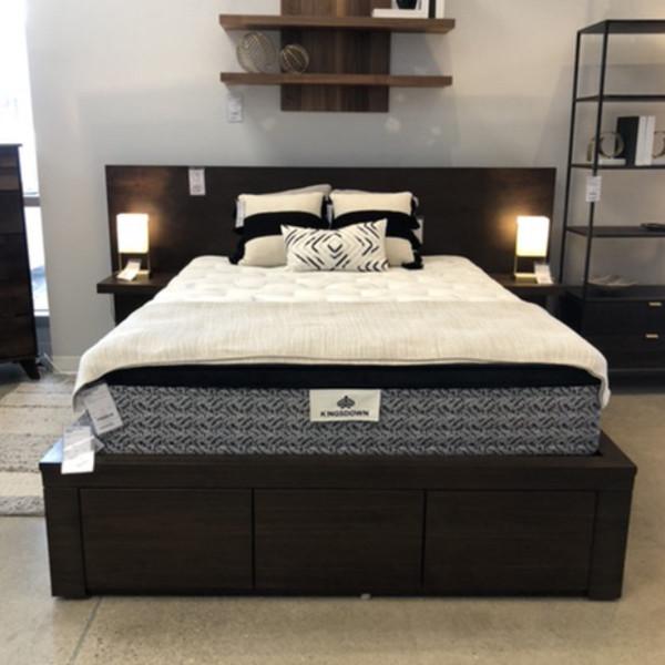 Lure Queen Storage Bed