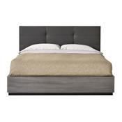 Evoke Upholstered Panel Queen Bed