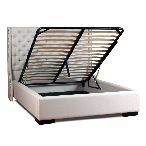 Chelsea Queen Storage Bed