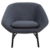 Jett Occasional Chair - Dark Blue