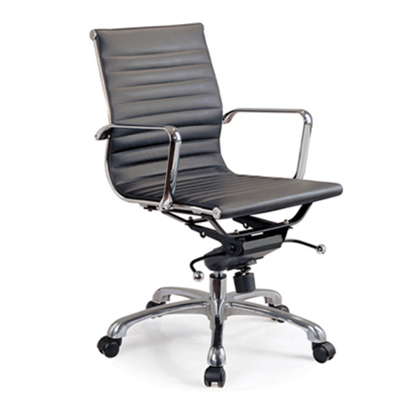 Aluminum Low Back Office Chair