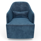 Adelaide Swivel Arm Chair