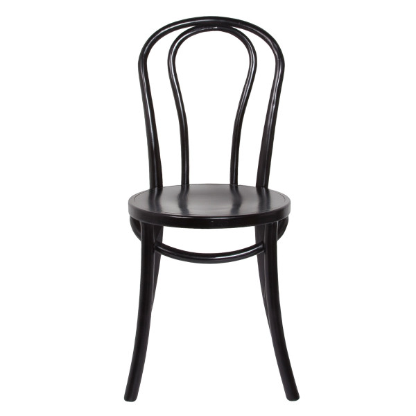 French Bistro Chair Black