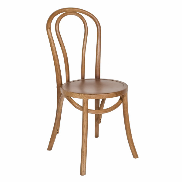 French Bistro Chair Walnut