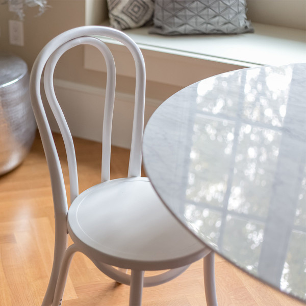 French Bistro Chair White