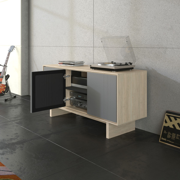 Octave Media Cabinet