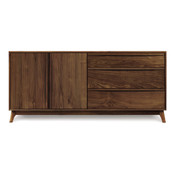 Catalina Buffet - Natural Walnut