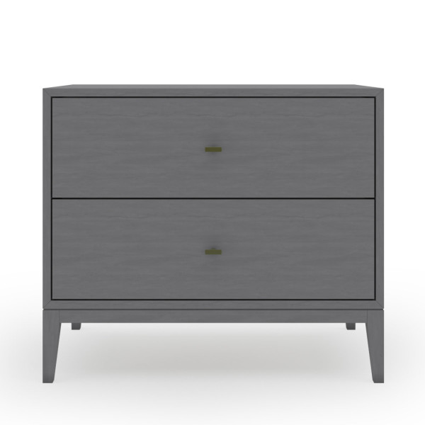 "Annex 30"" 2 Drawer Nightstand"
