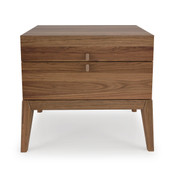 Moment 2 Drawer Night Table