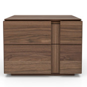 Dusk 2 Drawer Night Stand