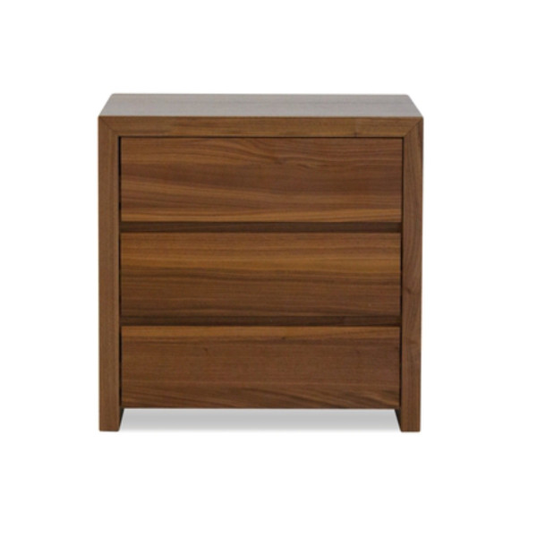 Blanche 3 Drawer Nightstand