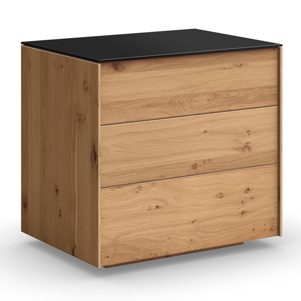 Avita 3 Drawer Night Stand