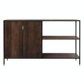 Neva Dresser 2 Doors - Seared Oak