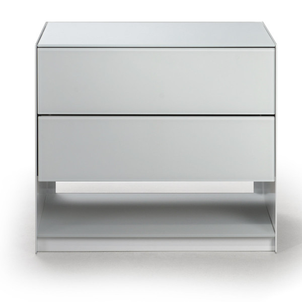 """Absolute 2 Drawer 20"""" Night Stand"""