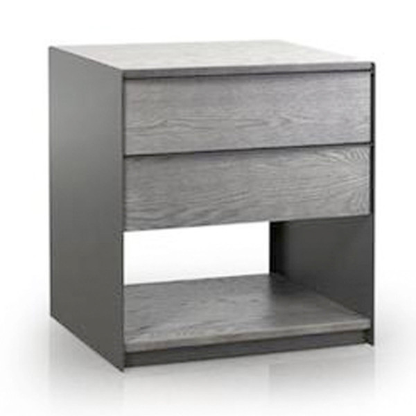 Roots 2 Drawer Night Stand