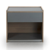 Kubik 1 Drawer Night Stand