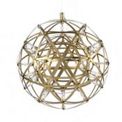 Caged Frame Ball Light