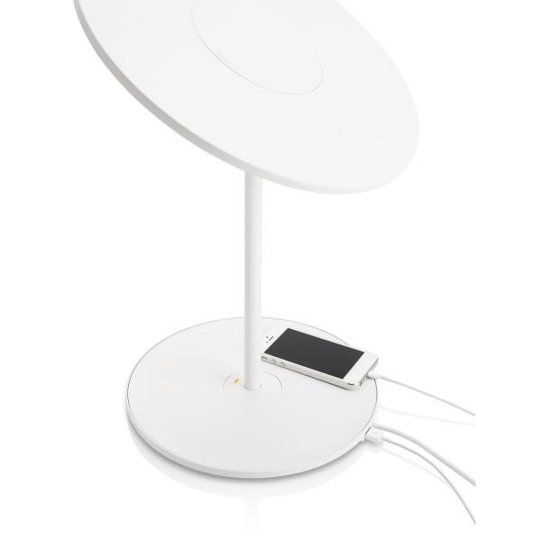 Circa Table Lamp - White