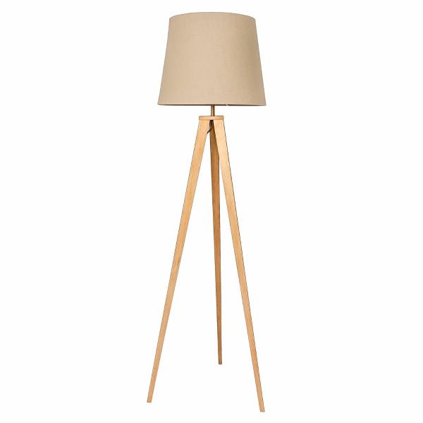 Nixon Floor Lamp - Gold