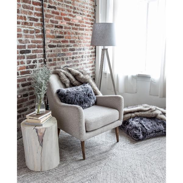 Nixon Floor Lamp - Grey