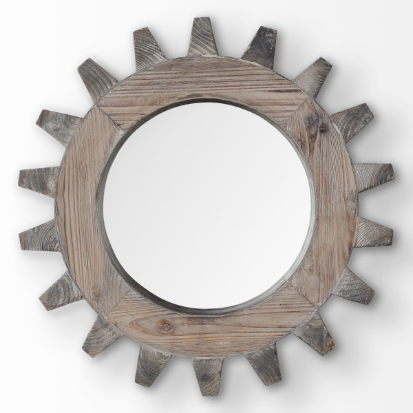 Cog Mirror Small