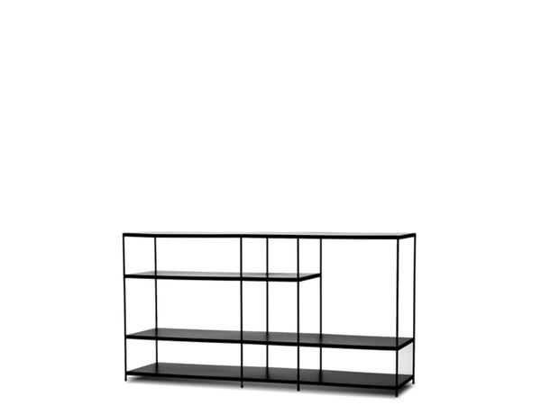 Etta Low Bookcase