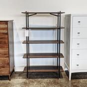 Ciara Shelves 5 Layers - Seared Oak