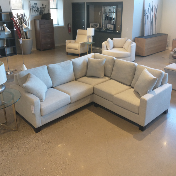 Temple Sectional - Campbell Stone