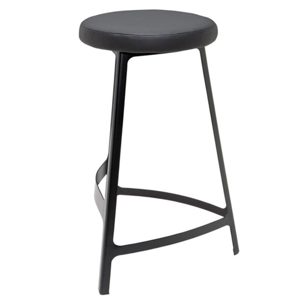 Hyku Counter Stool - Black