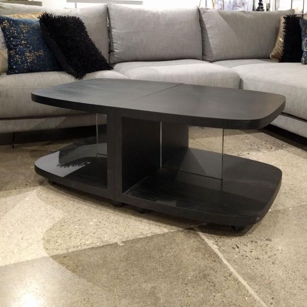MUV Coffee Table - Ebonized Oak
