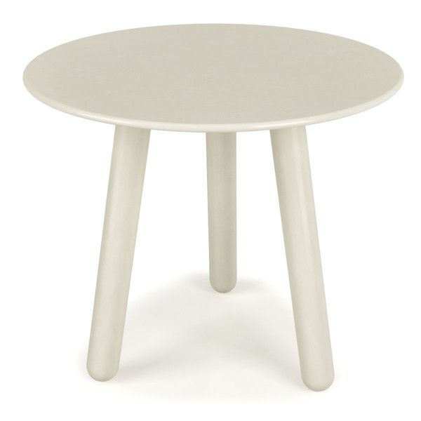 Inverse Tall Side Table - Lacquered